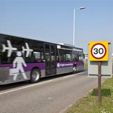 Heathrow Inter Terminal Coach