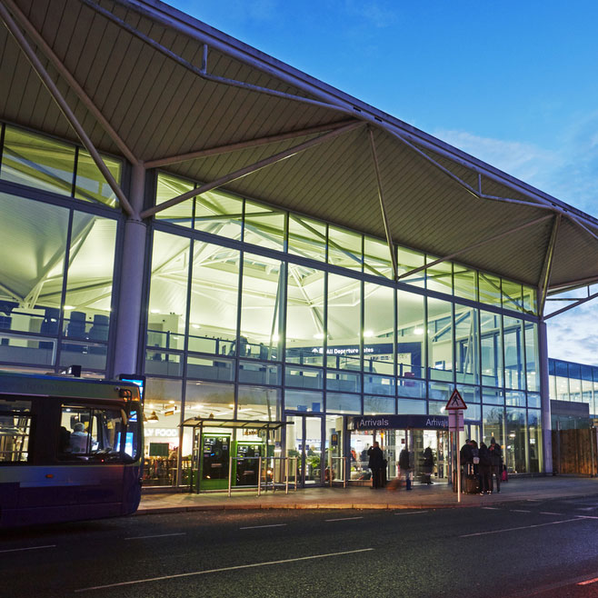 Bristol Airport Capacity Assessment with NATS