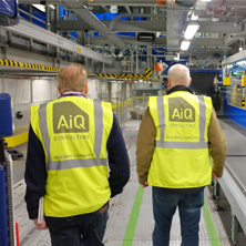 AiQ at Heathrow Terminal