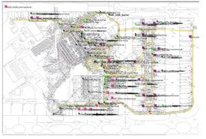AiQ Consulting LHR Terminal 2 Apron Simulation