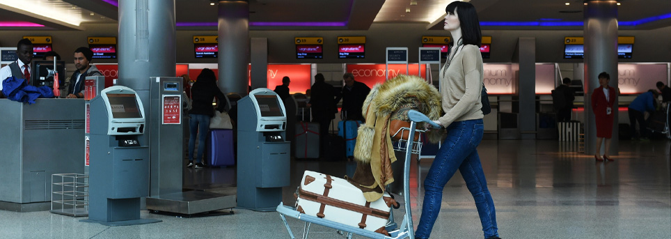 Airport Baggage Trolley Analysis