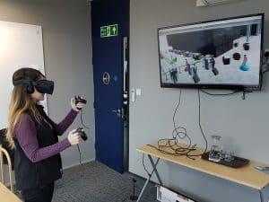 AiQ VR Testing