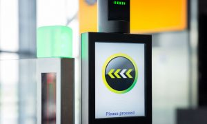 Airport Biometric Technology
