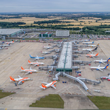 Airport design Validation for London Stansted Airport