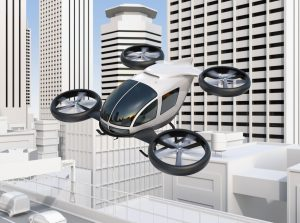Future of Aviation - eVTOL
